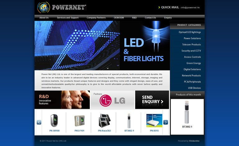 Power Net (HK) Ltd